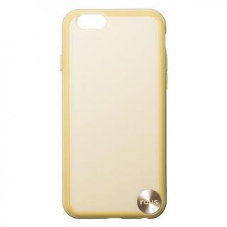 ハードケース+ソフトバンパー ラウズ ゴールド iPhone 6ケース
