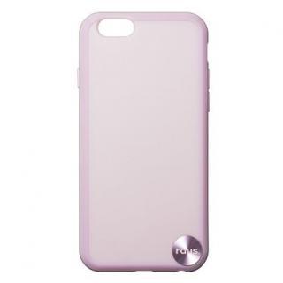 ハードケース+ソフトバンパー ラウズ ピンク iPhone 6ケース