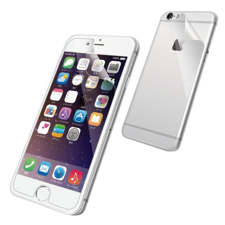 iPhone6s フィルム 液晶保護フィルム アンチグレア 背面付き iPhone 6s_0