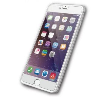 液晶保護フィルム ぱちぴた 防指紋 アンチグレア iPhone 6s Plus