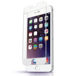 液晶保護フィルム 多機能ホワイト iPhone 6s Plus