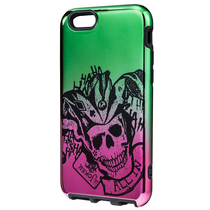 【iPhone6s/6ケース】GRAMAS COLOR Suicide Squadコラボケース ジョーカー iPhone 6s/6_0