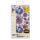 iDress CATFLIP 手帳型ケース Girlsi フラワーペイズリー iPhone XR