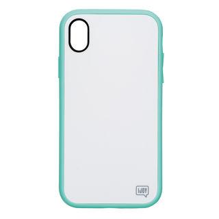 【iPhone XS Maxケース】iDress NEWT IJOY ケース パステルミント iPhone XS Max【9月中旬】