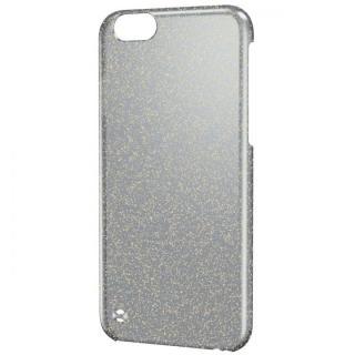 シェルカバー クリアブラック(ラメ色はゴールド) iPhone 6ケース