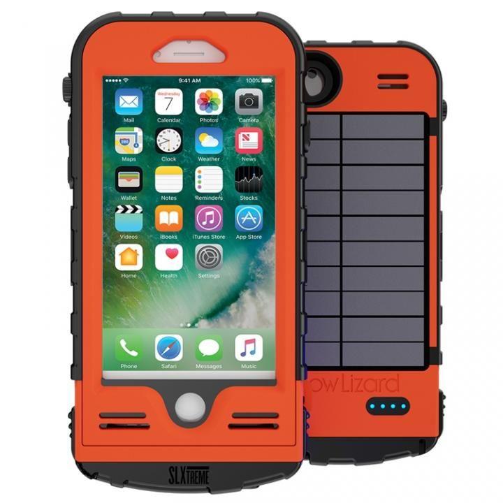 【iPhone8/7ケース】SnowLizard SLXtreme 7 オレンジ iPhone 8/7_0