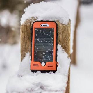 【iPhone8/7ケース】SnowLizard SLXtreme 7 オレンジ iPhone 8/7_5
