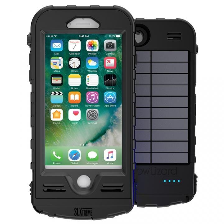 【iPhone7ケース】SnowLizard SLXtreme 7  ブラック iPhone 7_0