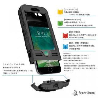 【iPhone7ケース】SnowLizard SLXtreme 7  ブラック iPhone 7_4