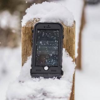 【iPhone7ケース】SnowLizard SLXtreme 7  ブラック iPhone 7_5