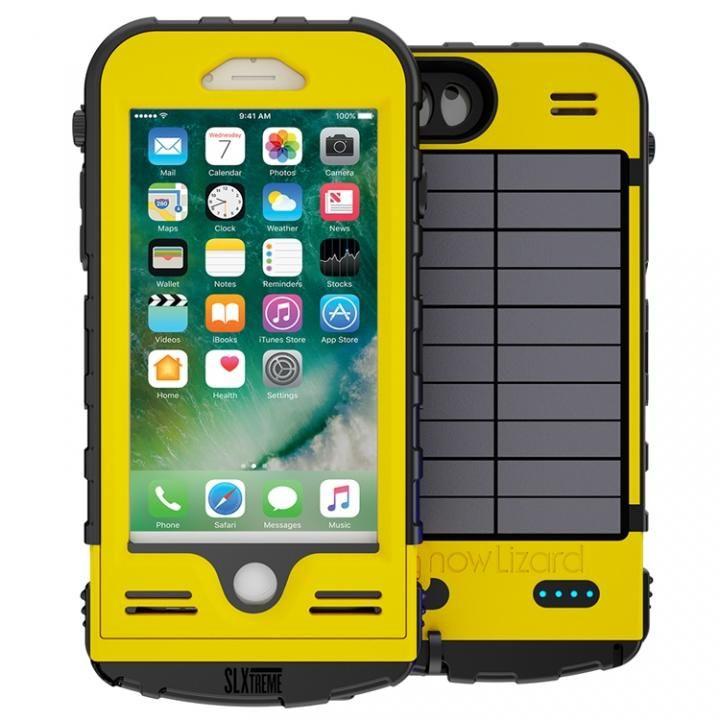 iPhone8/7 ケース SnowLizard SLXtreme 7  イエロー iPhone 8/7_0