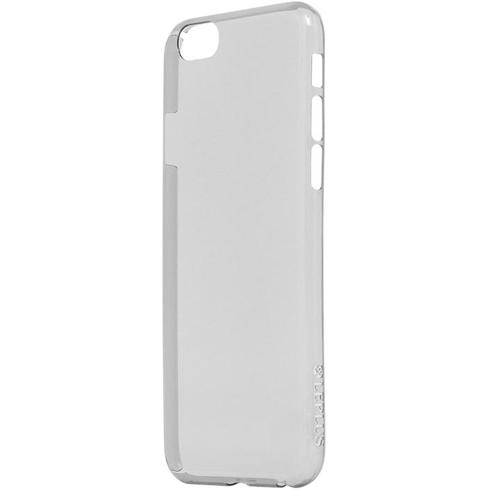 【iPhone6sケース】極薄0.5mm ハードケース ZERO HARD スモーク iPhone 6s/6_0