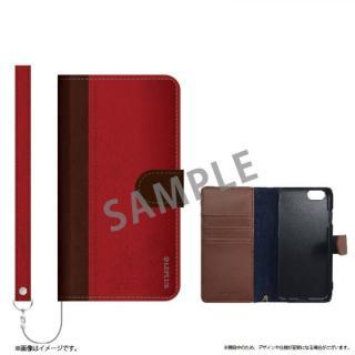 ファブリック手帳型ケース BOOK Fabric ハーバー(B) iPhone 6s/6