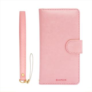 PUレザー手帳型ケース BOOK A ピンク iPhone 6s/6