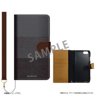 ファブリック手帳型ケース BOOK Fabric デニム(B) iPhone 6s/6