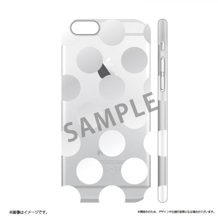 iPhone6s ケース メタルデザインハードケース Metal Design ドット柄 iPhone 6s/6_0
