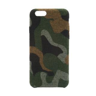 ファブリックハードケース SLIM SHELL Fabric カモフラ柄 iPhone 6s/6