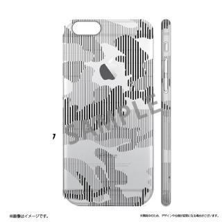 iPhone6s ケース メタルデザインハードケース Metal Design カモフラ柄 iPhone 6s/6