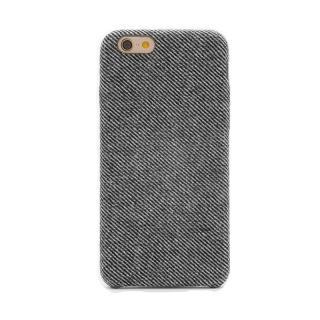 ファブリックハードケース SLIM SHELL Fabric ヘリボーン柄 iPhone 6s/6