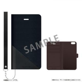 薄型ファブリック手帳型ケース PRIME Fabric スリットデニム(B) iPhone 6s/6