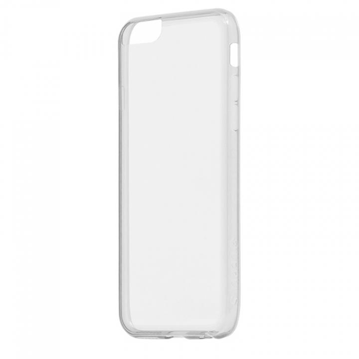 【iPhone6sケース】極薄0.5mm ハイブリッドケース ZERO HV スモーク iPhone 6s/6_0