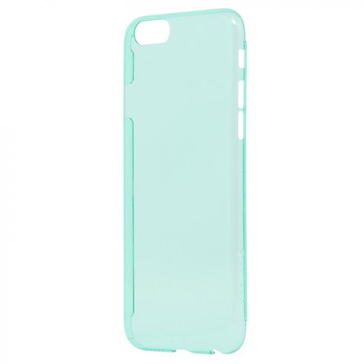 iPhone6s ケース 極薄0.5mm ハードケース ZERO HARD グリーン iPhone 6s/6_0