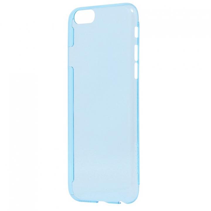 iPhone6s ケース 極薄0.5mm ハードケース ZERO HARD ブルー iPhone 6s/6_0