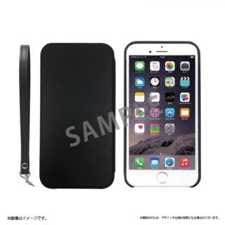 iPhone6s Plus ケース 2WAY フリップ脱着型PUレザーケース ブラック iPhone 6s Plus/6 Plus