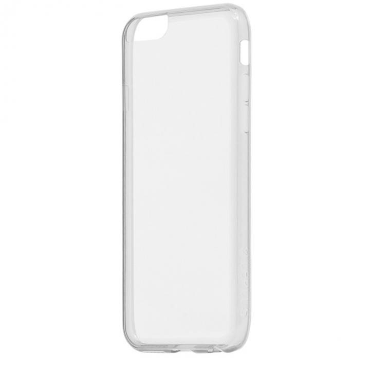 ZERO HV 極薄0.5mm ハイブリッドクリアケース スモーク iPhone 6s Plus/6 Plus