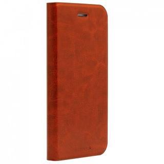【iPhone6s Plusケース】PRIME PUレザー手帳型ケース ブラウン iPhone 6s Plus/6 Plus