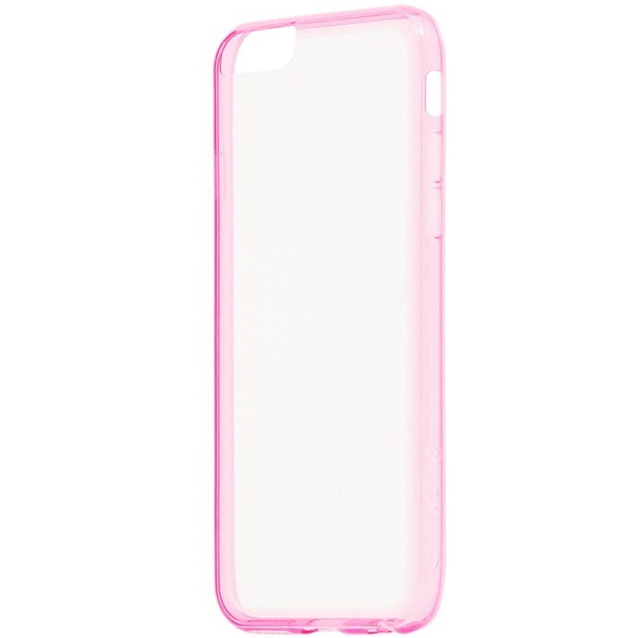 iPhone6s Plus ケース ZERO HV 極薄0.5mm ハイブリッドクリアケース ピンク iPhone 6s Plus/6 Plus_0