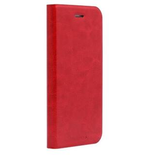 PRIME PUレザー手帳型ケース レッド iPhone 6s Plus/6 Plus