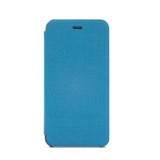SLIM Fabric 極薄レザー手帳型ケース 帆布柄 iPhone 6s Plus/6 Plus