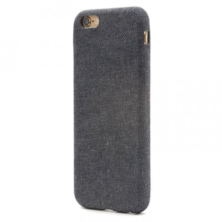 SLIM SHELL Fabric ファブリックハードケース デニム柄 iPhone 6s Plus/6 Plus