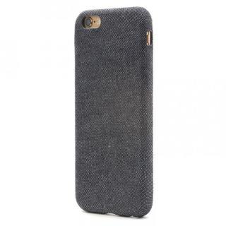 【iPhone6s Plusケース】SLIM SHELL Fabric ファブリックハードケース デニム柄 iPhone 6s Plus/6 Plus