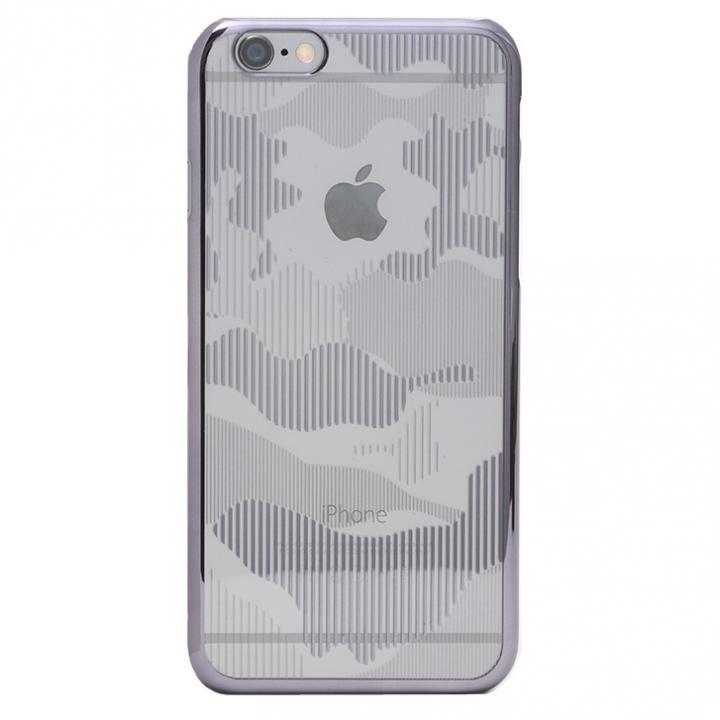 iPhone6s Plus ケース Metal Design メタルデザインハードケース カモフラ柄 iPhone 6s Plus/6 Plus_0
