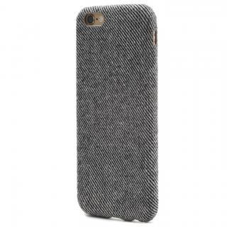 SLIM SHELL Fabric ファブリックハードケース ヘリボーン柄 iPhone 6s Plus/6 Plus