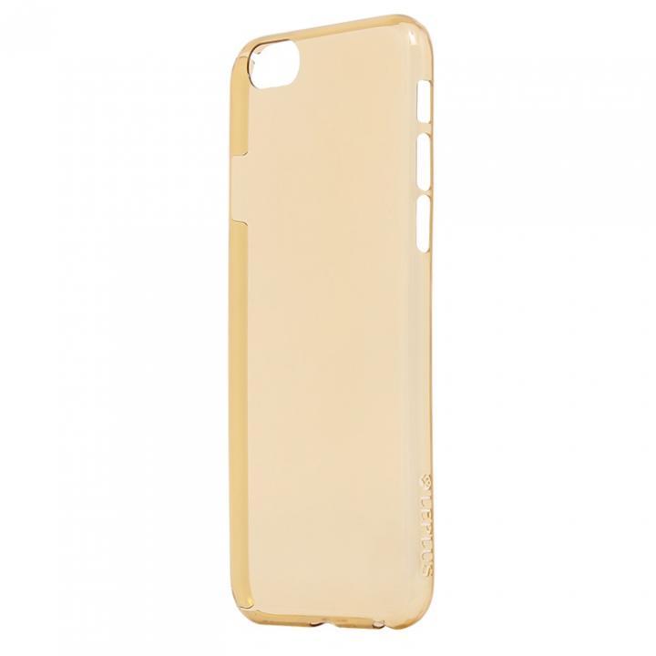 iPhone6s Plus ケース ZERO HARD 極薄0.5mm ハードケース ブラウン iPhone 6s Plus/6 Plus_0
