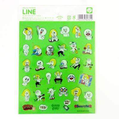 LINE シールB