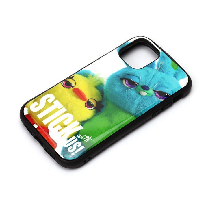 iPhone 11 Pro ケース ハイブリッドタフケース ダッキー&バニー iPhone 11 Pro_0