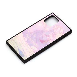 iPhone 11 Pro ケース ディズニー ガラスハイブリッドケース ラプンツェル iPhone 11 Pro