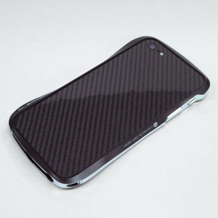 iPhone SE/5s/5 ケース Carbon Plate  iPhone5 ブラックカーボン_0