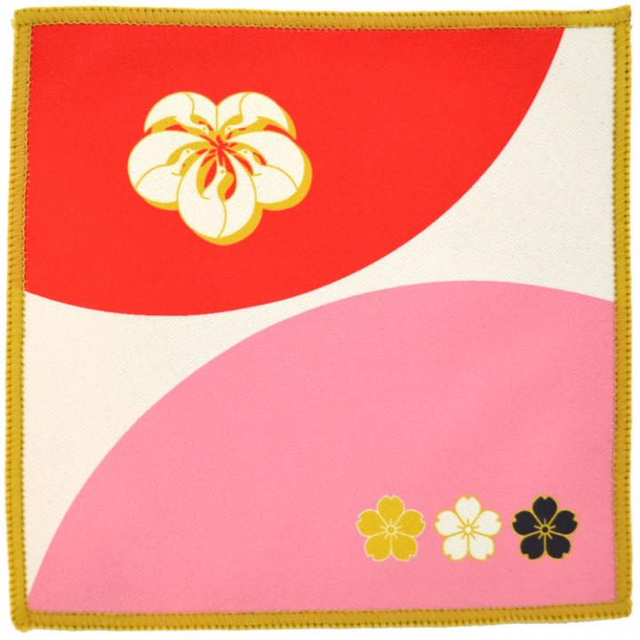 Cleaner cloth KAMON 桜_0