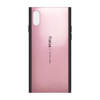 【iPhone XS Maxケース】Premium 背面ケース  ローズゴールド iPhone XS Max