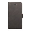 Style Natural PUレザー手帳型ケース  ブラック iPhone XS Max