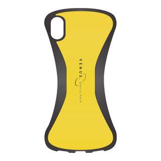 【iPhone XRケース】VENUS 背面ケース イエロー iPhone XR