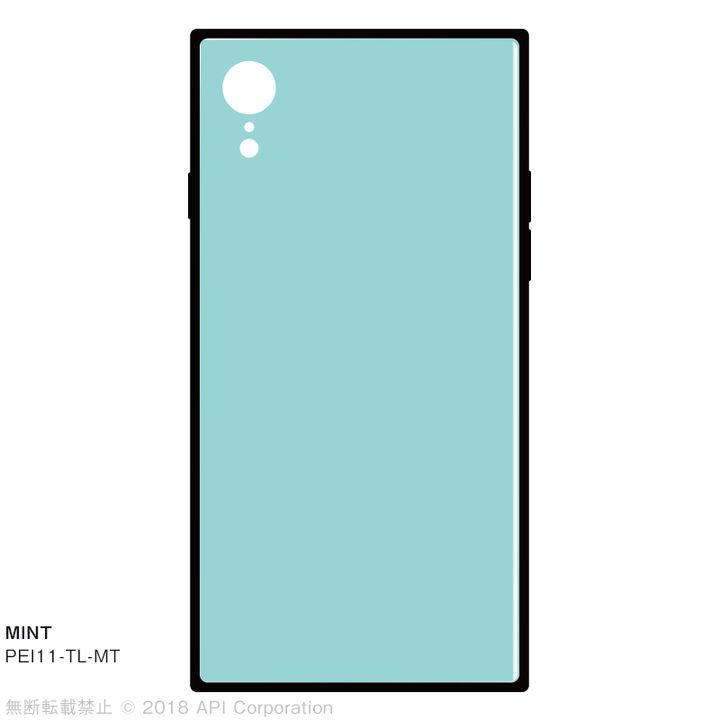 iPhone XR ケース EYLE TILE iPhone背面ケース ミント iPhone XR_0