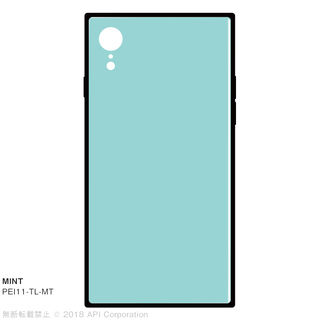 iPhone XR ケース EYLE TILE iPhone背面ケース ミント iPhone XR