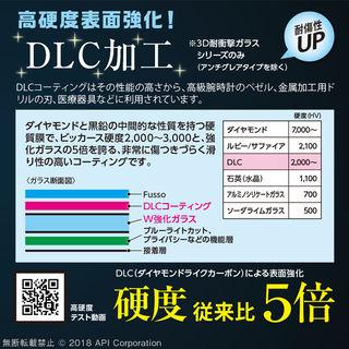 【iPhone XS Maxフィルム】クリスタルアーマー 3D耐衝撃ガラス 0.33mm iPhone XS Max_8