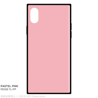 EYLE TILE iPhone背面ケース パステルピンク iPhone XS/X